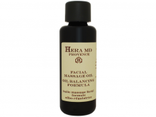 FACIAL MASSAGE OIL | OIL BALANCING FORMULA