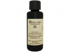 FACIAL MASSAGE OIL | SENSITIVE SKIN FORMULA